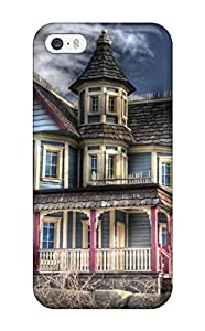 Hot Snap-on House Hard Cover Case/ Protective Case For Iphone 5/5s