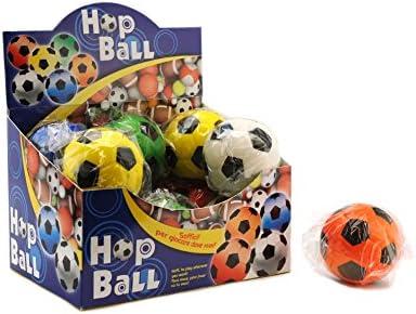 Globo Toys Globo 37623 - Pelota de fútbol de verano, 9,7 cm, 6 ...