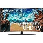 "Samsung UN65NU8500 Curved 65"" 4K UHD 8 Series Smart LED TV (2018)"