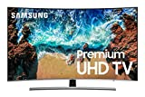 Samsung UN65NU8500 Curved 65 4K UHD 8 Series Smart LED TV 2018 Deal (Small Image)