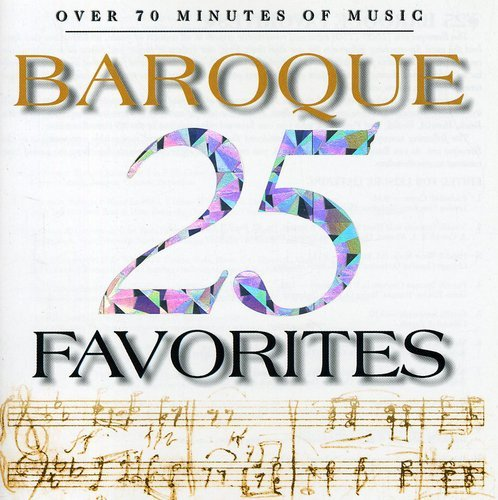 25 Baroque Favorites / Various ()