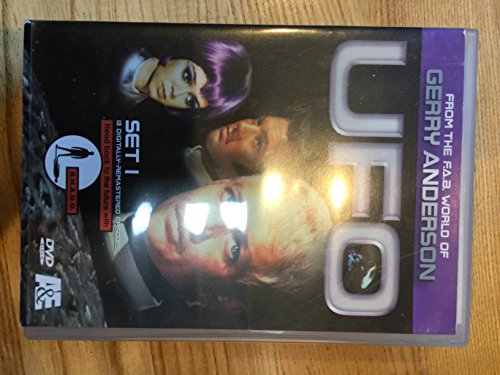 U.F.O. UFO G. Anderson Series 1. 13 Digitally remastered Episodes. (Series Dvd Tv Ufo)