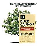 Duke Cannon Bourbon Soap for Men, 10oz Buffalo