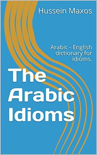 arabic idioms in english
