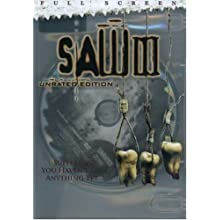 Saw III (Unrated Full Screen Edition) (2007)