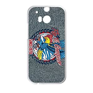 MMZ DIY PHONE CASEFly Eagle High Quality Custom Protective Phone Case Cove For HTC M8