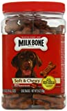 Milk Bone Beef and Filet Mignon Recipe, Soft and Chewy, 25 Ounce, My Pet Supplies