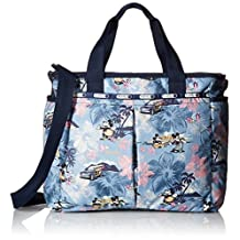 LeSportsac X Disney Ryan Baby Diaper Carry on Bag, Vacation Paradise, One Size