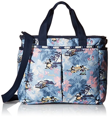 LeSportsac Women's X Disney Ryan Baby Diaper Bag Carry on, Vacation Paradise by LeSportsac