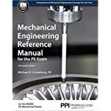 PPI Mechanical Engineering Reference Manual for the PE Exam, 13th Edition (Hardcover) – Comprehensive Reference Manual…