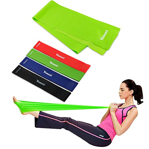 Exercise Bands Names: 10 Workouts That Burn Calories And Fat