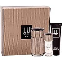 Dunhill Icon Eau de Perfume 100 ml + 30 ml + 90 ml Shower Gel Set For Men