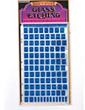 "Rub N Etch Glass Etching Stencils 5""x8"" 1/pkg. Dates 17-31 (Armour Products)"