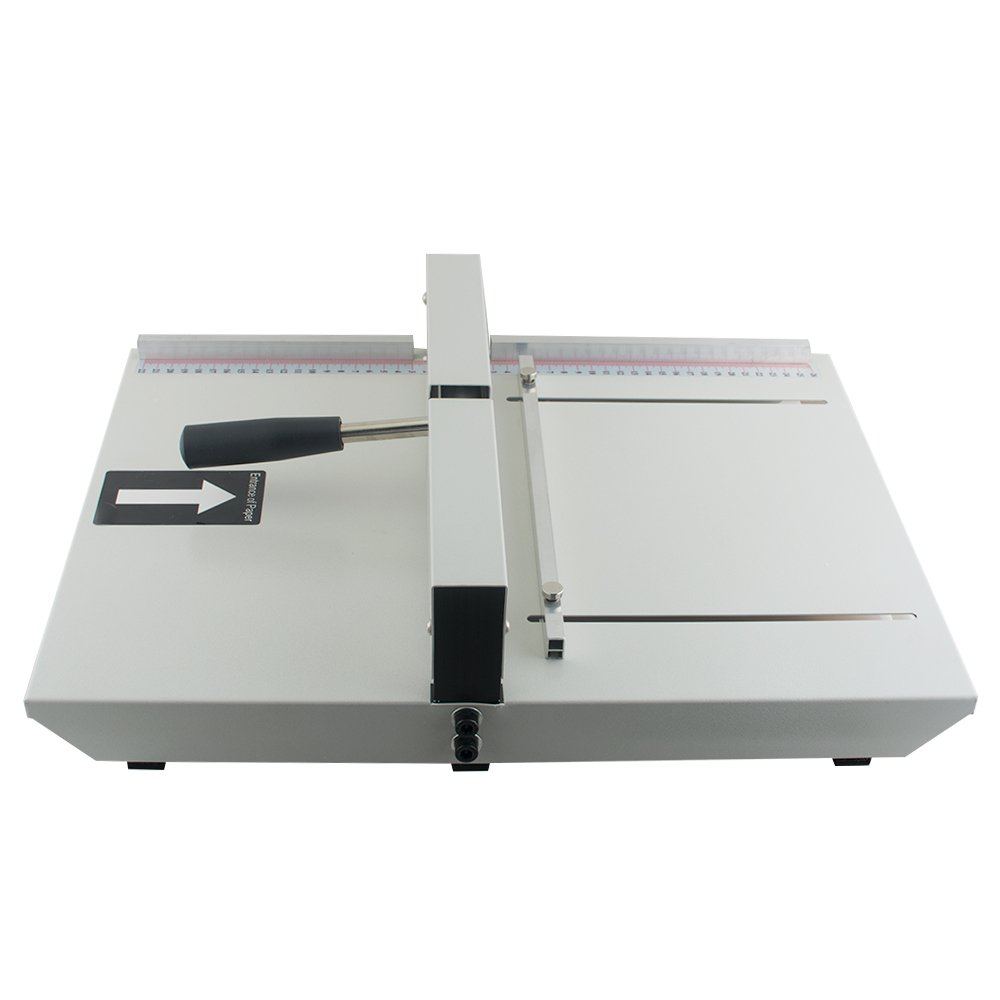 Manual Paper Creaser Creasing Machine 350mm, A4 Card Covers, High Gloss Covers by Vinmax