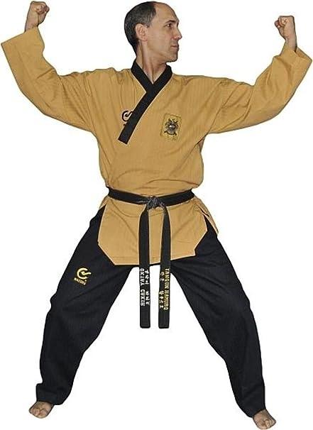 Wacoku Traje de taekwondo WTF poomsae Grandmaster, 190: Amazon.es ...