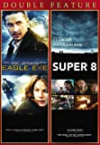 Super 8 / Eagle Eye [DVD] [Region 1] [US Import] [NTSC]
