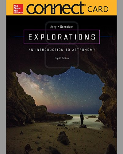 Connect Access Card for Explorations: Introduction to Astronomy
