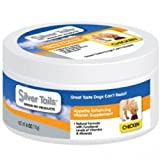 Silver Tails Chicken Flavor Appetite Enhancing Dog Vitamin Supplement, 6-Ounce, 24-Pack, Beef, My Pet Supplies