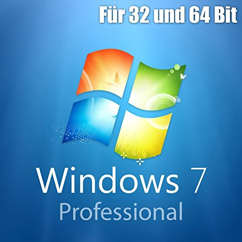 Windows 7 Professional 32bit/64bit OEM Lizenz Key