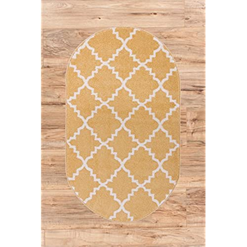 Oval Kitchen Rugs Amazon Com