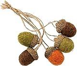 Primitives by Kathy PBK Fall Decor - Autumn Felt Fall Acorns Ornaments