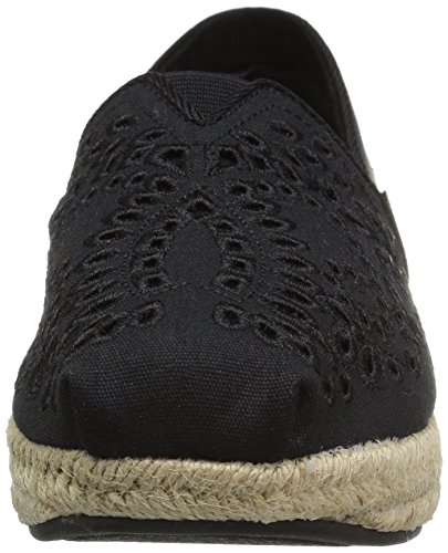 Skechers Highlights 34096, Zapatos, Mujer negro Sunflower