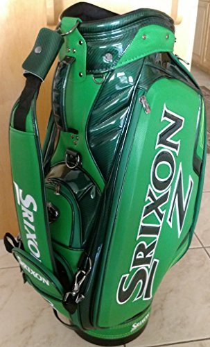 Srixon Tour Staff Bag 2018 - Green (Srixon Tour Bag)
