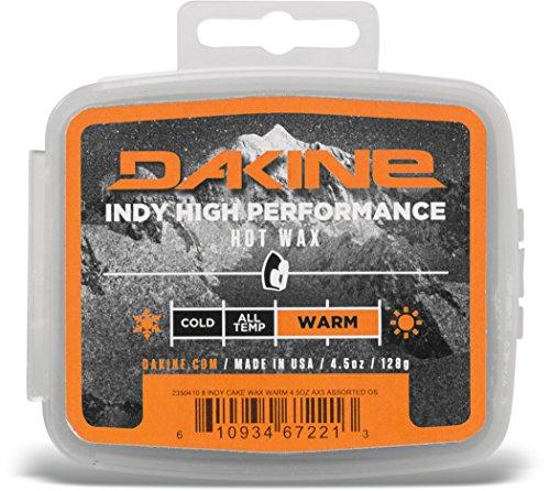 Dakine Super Tune - Dakine Warm Indy Hot Wax, 4.5-Ounce