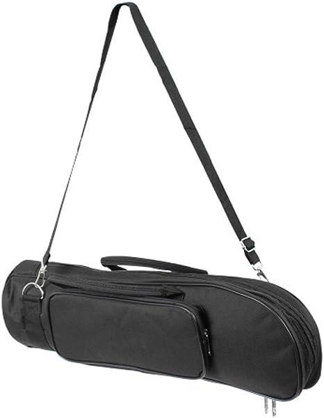 HNYG - Estuche rectangular para trompeta (lona, caja de regalo), color negro: Amazon.es: Instrumentos musicales