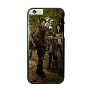 The Walking Dead The Walking Dead iPhone 6 Plus Black Phone Case Cover LSK1140