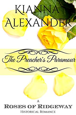 book cover of The Preacher\'s Paramour