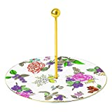 Wedgwood Tea Garden 11'' Serving Tray, Multicolor