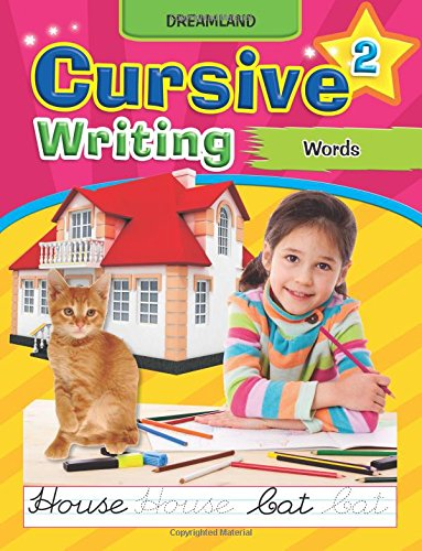 Cursive Writing Book (Words) - Part 2