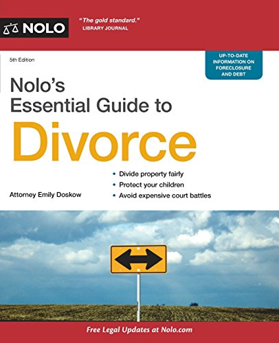 Nolos Essential Guide (Nolo's Essential Guide to Divorce)