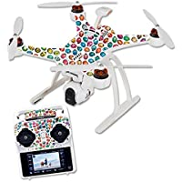 Skin For Blade Chroma Quadcopter – Color Bugs | MightySkins Protective, Durable, and Unique Vinyl Decal wrap cover | Easy To Apply, Remove, and Change Styles | Made in the USA
