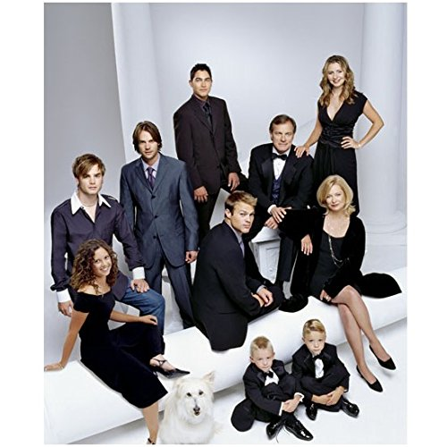Dresses For Heaven (7th Heaven Cast Formal Dress Promo Photo 8 inch x 10 inch PHOTOGRAPH)