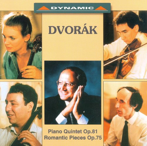 Dvorak: Piano Quintet in A Major / 4 Romantic -