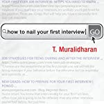 How to Nail Your First Interview (Rupa Quick Reads) | T Muralidharan