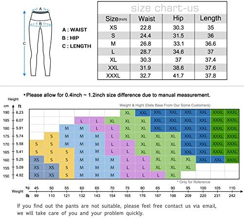 Heathyoga Yoga Pants for Women with Pockets High Waisted Leggings with Pockets for Women Workout Leggings for Women