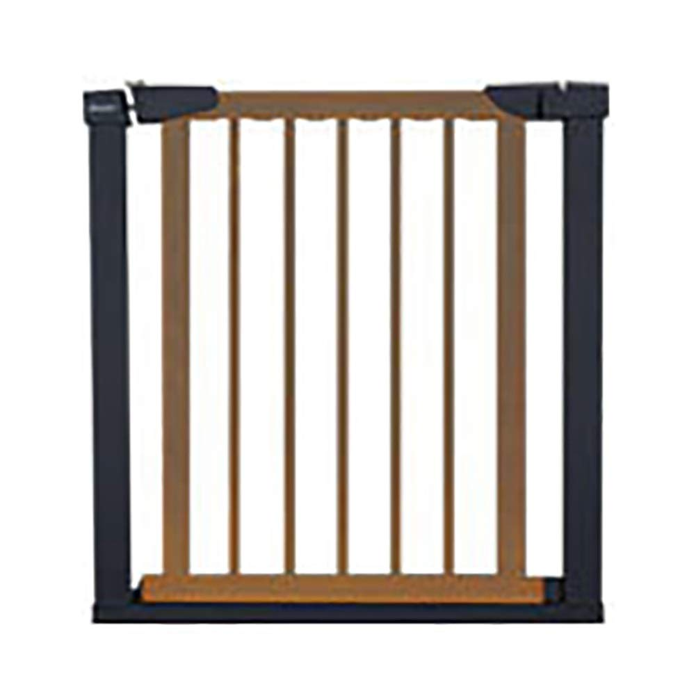 Infant Child Safety Gates Baby Stair Guardrail Safety Railing Pet Fence Isolation Door Bar, Height 74.5cm (Size : 96-103cm) by Baby gates (Image #1)