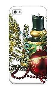 For Iphone 5c Protector Case Christmas Holiday Christmas Phone Cover