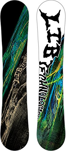 Lib Tech Banana Magic FP Snowboard Mens Sz 154cm