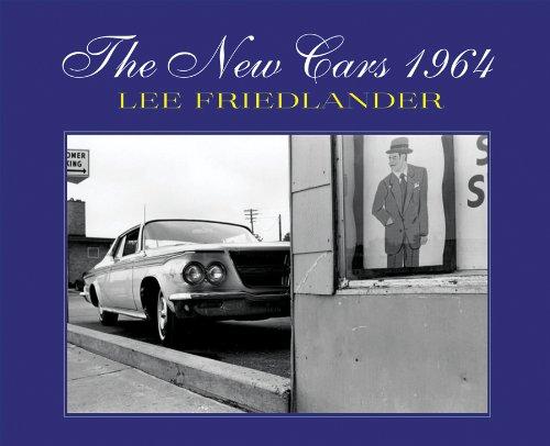 Lee Friedlander: The New Cars 1964: Amazon.it: Jeffrey Fraenkel ...