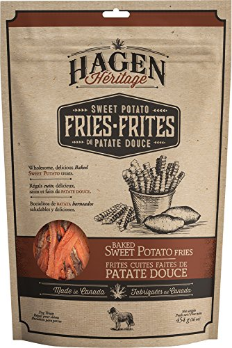 Heritage Hagen Dog Treats, Sweet Potato Fries, 16 Oz.