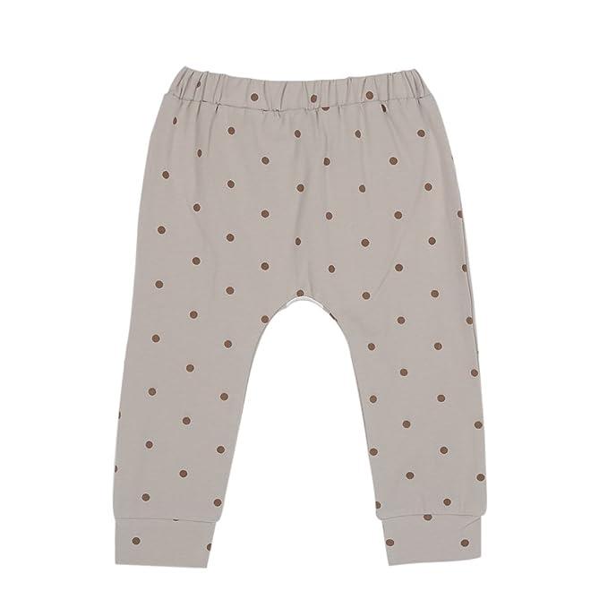 BABEMOON - Panti - Animal Print - para bebé niño gris gris S