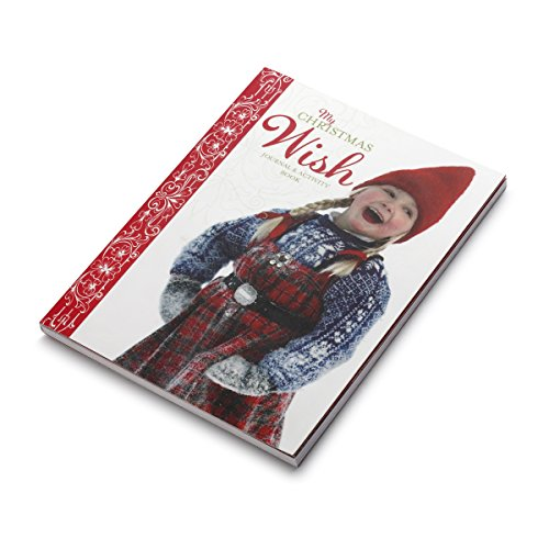Online Christmas Wishes - The Christmas Wish My Activity Journal (2020160578)