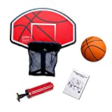 Exacme Basketball Hoop Game play Sport Trampoline with U-Bolt BH04 Attachment
