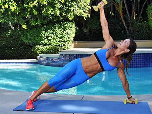 Cross Training with Dumbbells (Full Body Workout Video)