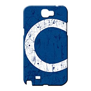 samsung note 2 Nice Retail Packaging Cases Covers For phone cell phone shells indianapolis colts nfl football