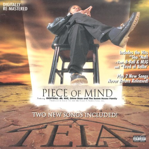 Piece Of Mind [Explicit]